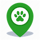 Eco-Pup store location paw marker