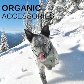 Eco-Pup organic bamboo dog bandana scarf snood