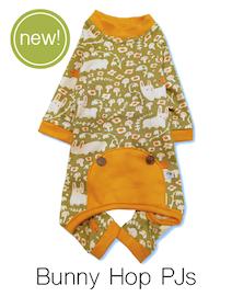 Eco-Pup Bamboo Organic dog pajamas pjs