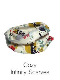 Eco-Pup dog bamboo organic scarf bandana accessory