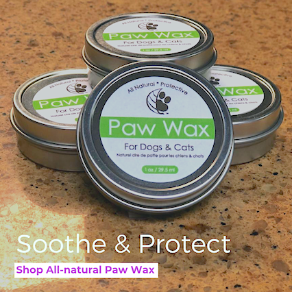 Eco-Pup Natural Handmade Paw Wax Care Protection Soother Moisturizer